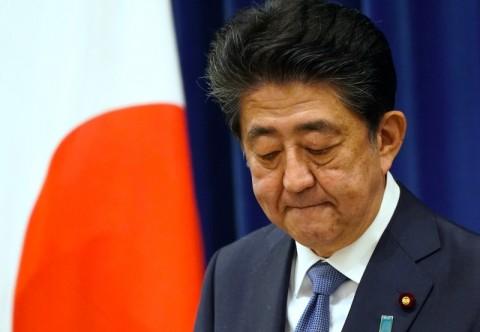 Abe Akan Tetap Menjabat Hingga Penggantinya Terpilih