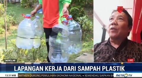 Plastik PET Sekali Pakai, Ramah Lingkungan dan Diburu Pemulung