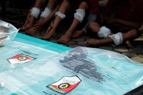 Polda Sumut Gulung Komplotan Perampok Nasabah Bank