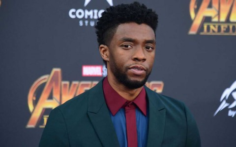 Chadwick Boseman, Aktor Pemeran Black Panther Meninggal Dunia