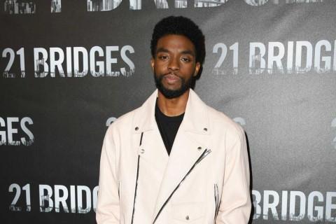 Marvel Berduka Kehilangan Chadwick Boseman
