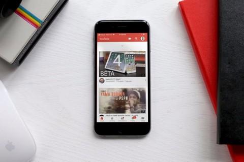 YouTube Uji Fitur Picture-in-Picture di iPhone iOS 14 Beta