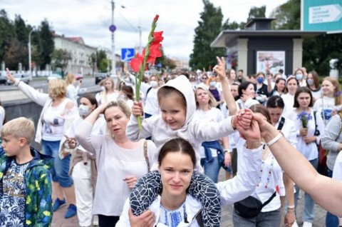 Belarusia Copot Akreditasi Jurnalis Peliput Demo Pilpres