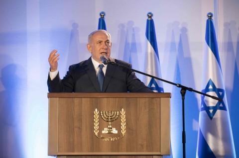 Netanyahu: Palestina Tak Bisa Lagi Veto Perdamaian di Dunia Arab