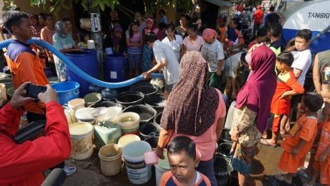 4 Desa di Jepara Mulai Kesulitan Air Bersih