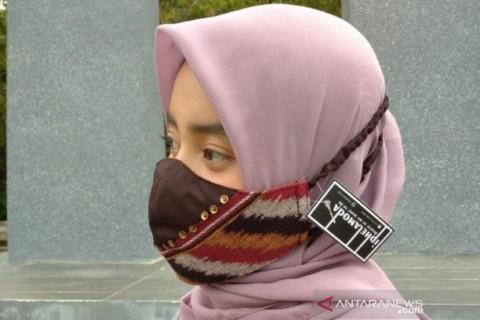 Inovasi Mahasiswa Untan, Limbah Pisang Jadi Filter Karbon Masker