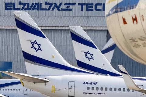 Maskapai Israel Lakukan Penerbangan Komersil Perdana ke UEA