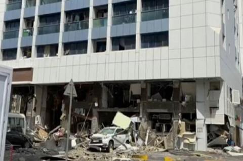 Ledakan Guncang Restoran Cepat Saji di Abu Dhabi