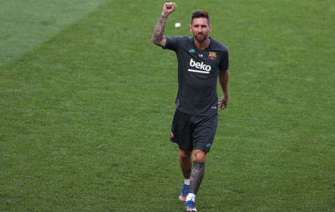 City Tawarkan Gaji Fantastis untuk Messi