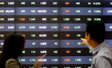 Dari Aksi IPO 37 Emiten, BEI Himpun Dana Rp4,2 Triliun