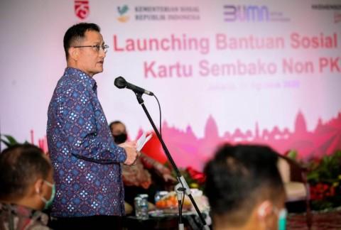 Kemensos Kucurkan Bantuan Sosial Tunai Rp500 Ribu untuk 9 Juta KPM Kartu Sembako Non-PKH