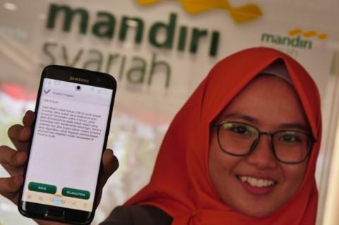 Mandiri Syariah Dukung Pengembangan Ekonomi Aceh via Sukuk Wakaf