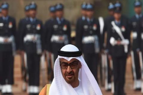 Putra Mahkota UEA Tegaskan Komitmen terhadap Negara Palestina