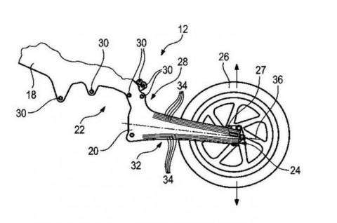 Revolusi Swing Arm oleh BMW Motorrad