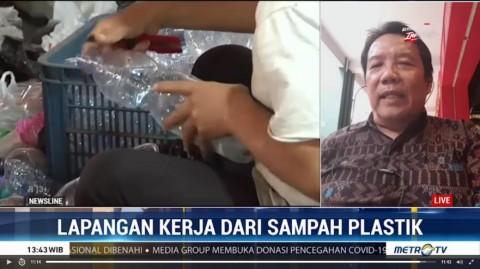 Ikatan Pemulung Indonesia Imbau  Masyarakat Memilah Sampah agar Mudah Didaur Ulang