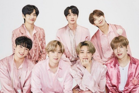 BTS Cetak Rekor, Grup K-Pop Pertama Rajai Hot 100 Billboard