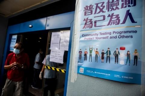 Hong Kong Memulai Program Tes Massal Covid-19