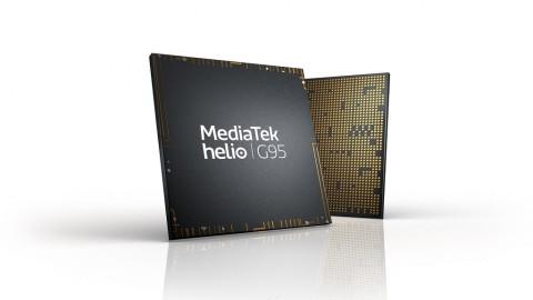 MediaTek Rilis Chipset Gaming Baru, Helio G95