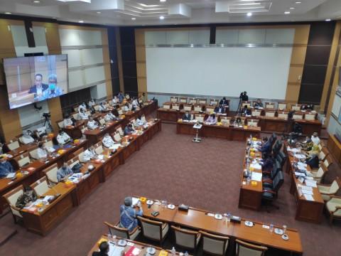 DPR-Pemerintah Sepakat Melanjutkan Pembahasan RUU PDP