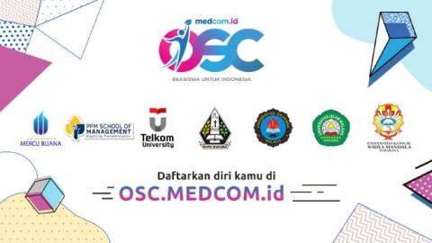 Mengenal Lebih Dekat Beasiswa S2 OSC Medcom.id