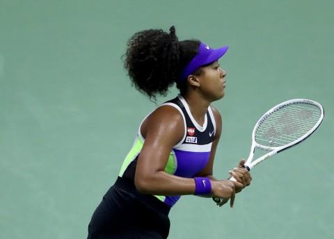 Naomi Osaka Lalui Babak Pertama US Open
