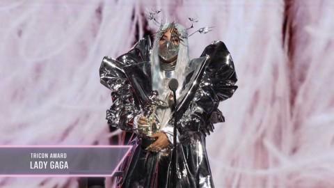 Masker Lady Gaga Buatan Indonesia