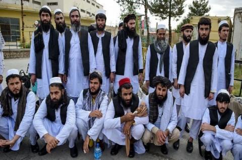 Afghanistan Lanjutkan Pembebasan Militan Taliban