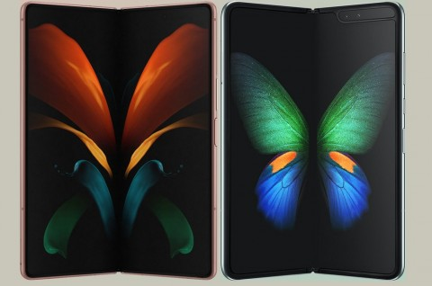 Ini Spesifikasi Samsung Galaxy Z Fold 2 dan Galaxy Fold