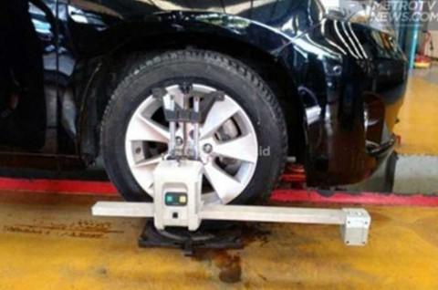 Servis Berkala Spooring Balancing Mobil
