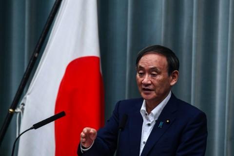 Yoshihide Suga Resmi Umumkan Pencalonan sebagai PM Jepang