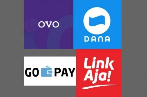 5 Dompet Digital dengan Transaksi Terbesar