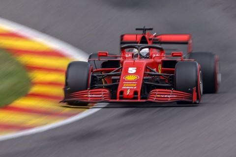Sebastian Vettel Sedih tidak Ada Fan di Monza