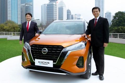 All-new Nissan Kicks e-Power Meluncur, Harga Rp449 Juta