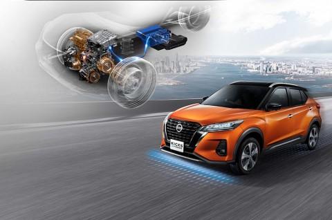 Solusi Mobil Listrik Tanpa Perlu Ngecas dari Nissan