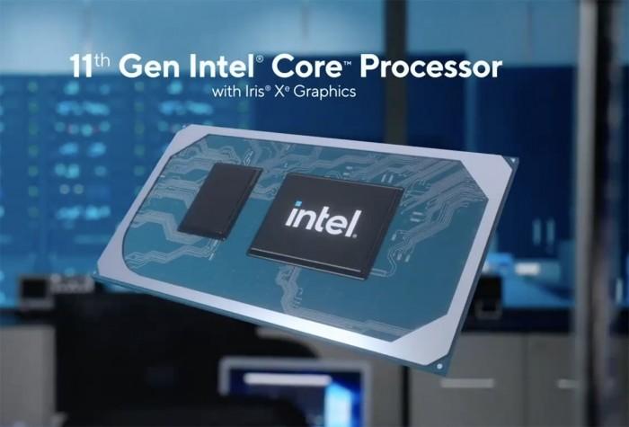 Intel Kenalkan Prosesor Generasi ke-11 Tiger Lake