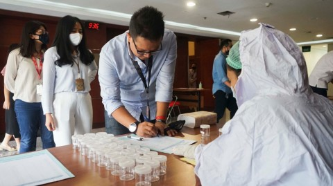 Garuda Indonesia Pastikan Karyawan Bebas Narkoba