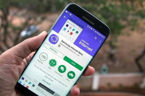 Samsung Hadirkan Perbaikan One UI 3.0 ke Internet Browser