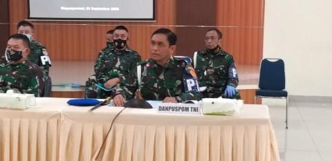 8 Prajurit TNI AU dan AL Terlibat Perusakan Polsek Ciracas