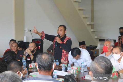 Martinus-Carlos Didukung 9 Partai di Pilbup Benkayang