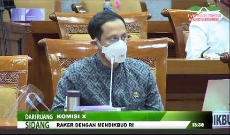 Nadiem Diminta 'Merayu' Sri Mulyani untuk Tambahan Dana BOS
