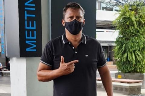 Pelatih Persija Tiba di Jakarta Tanpa Asisten