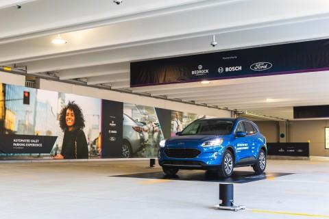 Bosch Buat Mobil Zaman Now Bisa Parkir Sendiri