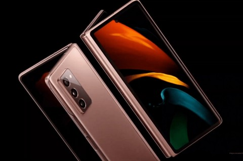 Samsung akan Produksi 800 Ribu Galaxy Z Fold 2