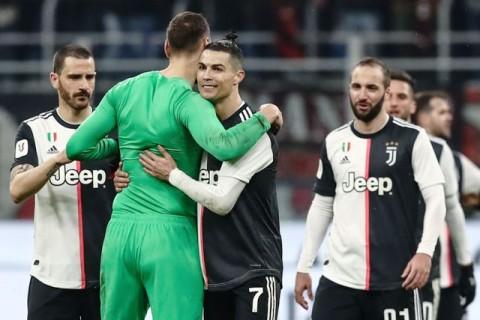 Pelatih Portugal Pesimistis Ronaldo Main Lawan Kroasia