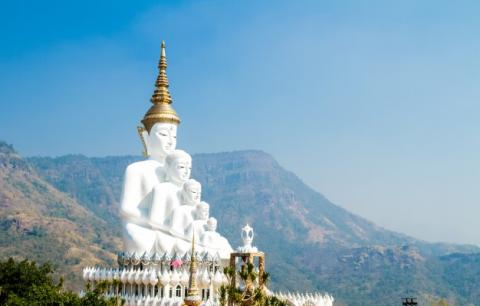 Thailand Wajibkan Wisawatan Tinggal Selama 30 Hari