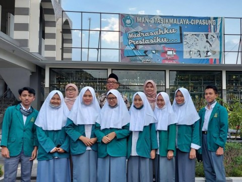 MAN 2 Tasikmalaya Raih Perunggu di Kompetisi Sains International