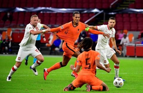 UEFA Nations League: Belanda Tundukkan Polandia, Italia Imbang Lawan Bosnia