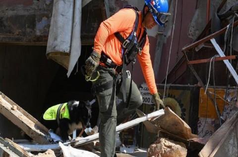 Harapan Memudar dalam Pencarian Korban Ledakan Beirut