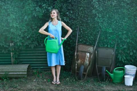 Tanam Jagung Pelangi di Kebun Sendiri, Kenapa Tidak?