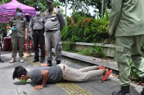 Sanksi Pelanggaran Protokol Kesehatan di Batam Diterapkan Pekan Depan
